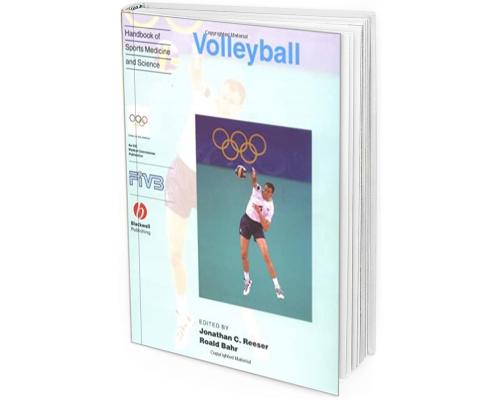 2014 - Volleyball (The Handbook of Sports Medicine and Science). 3rd edition