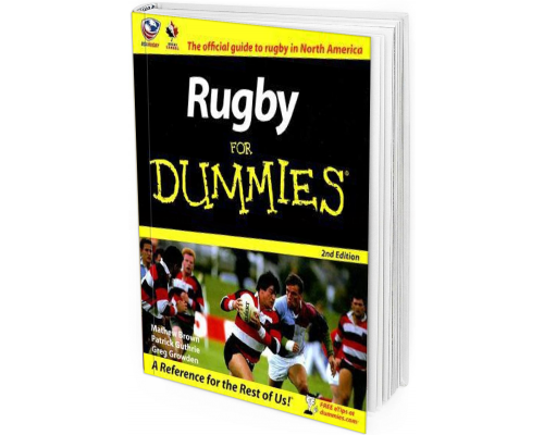 2011 - Rugby For Dummies