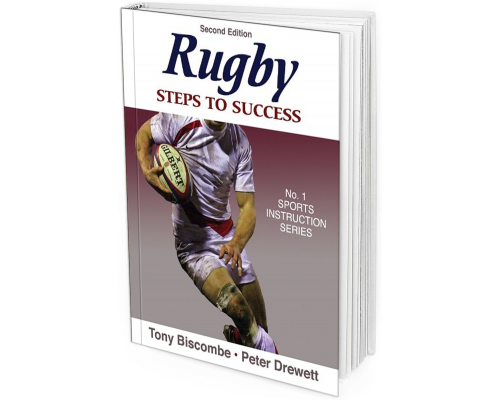 2010 - Rugby: Steps to Success - 2nd Edition (Steps to Success: Sports)