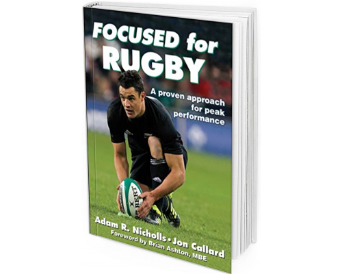 2012 - Focused for Rugby