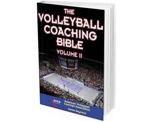 2015 - The Volleyball Coaching Bible. Volume 2
