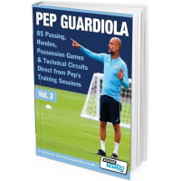 2019 - Pep Guardiola - 85 Passing, Rondos, Possession Games & Technical Circuits Direct from Pep's Training Sessions